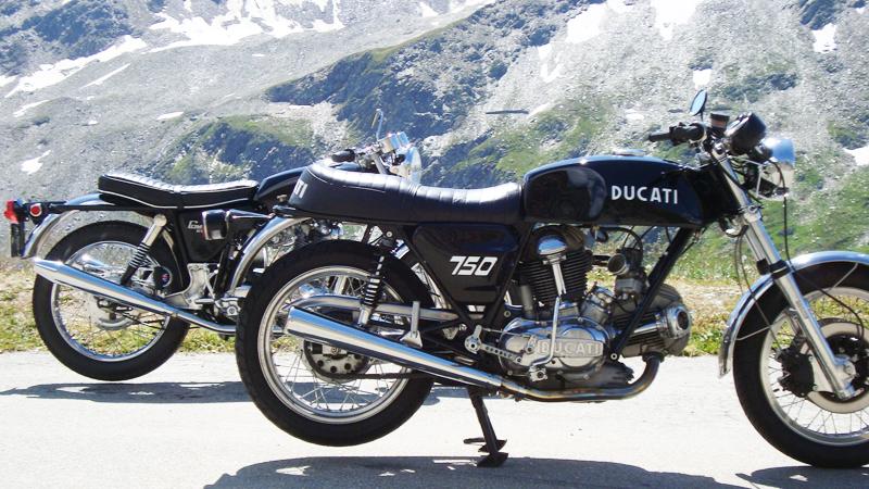 Ducati 750 GT | Britaly | Britaly Classic Motorcycles