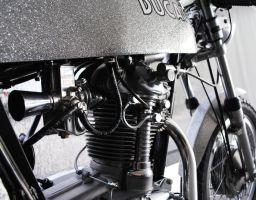 "Ducati 450 ""Silver Shotgun"""