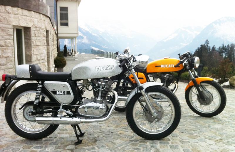 Ducati 450 �... Ducati Scrambler