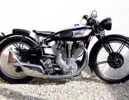 Norton International M30