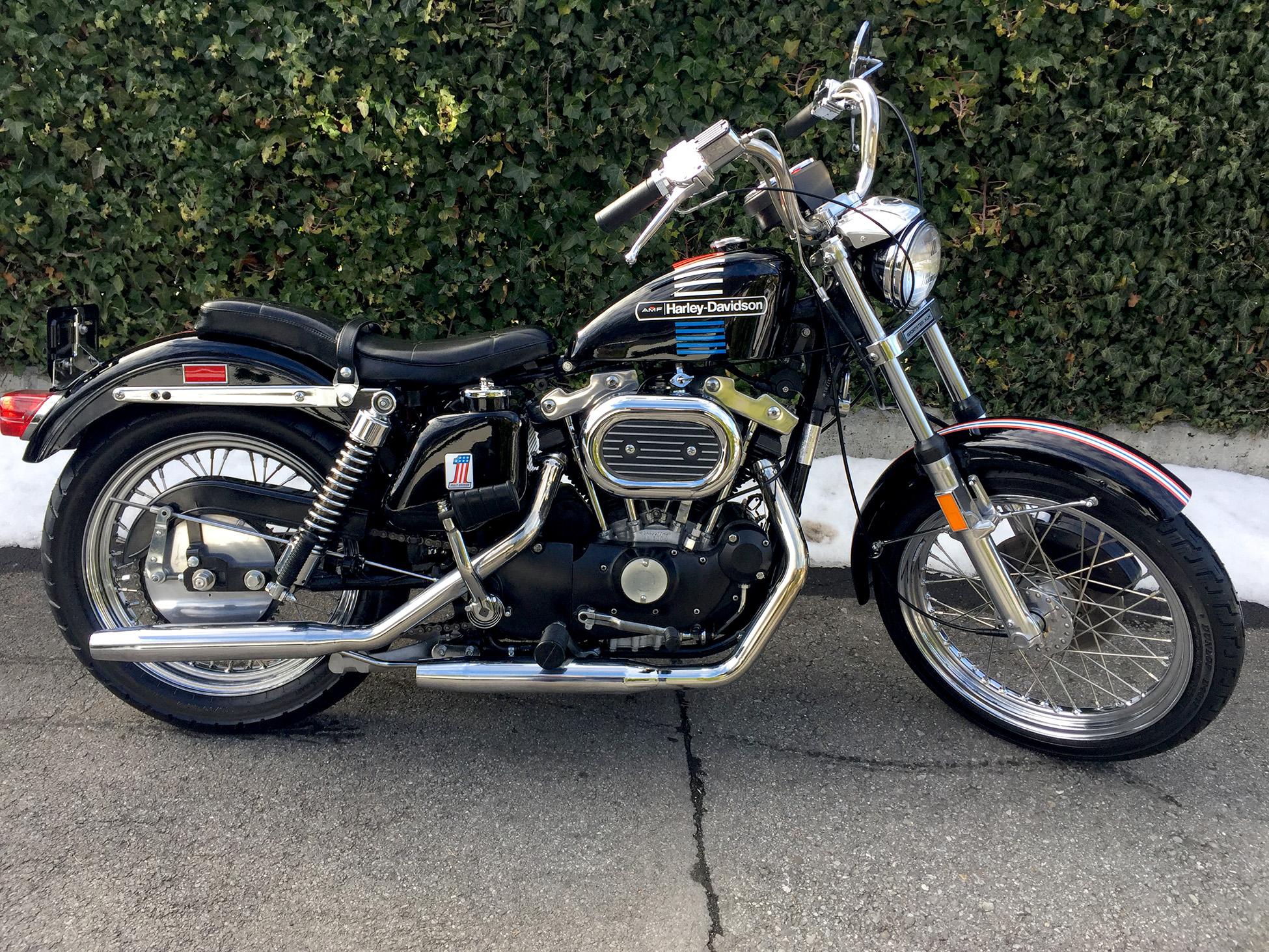 Harley Davidson  Xlh